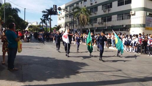 """Imagem de destaque Guarda Municipal presente no """"dia do trabalhador"""""""